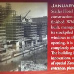 History of the hotel's construction