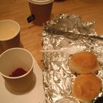 Delicious Cream Tea - to go