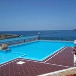 OMG Pool on the sea