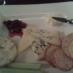 Nice cheese board