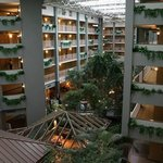 Foto van Embassy Suites Hotel Pittsburgh - International Airport