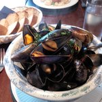 Best / freshest mussels ever. Melt in your mouth