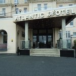 The Atlantic Hotel resmi