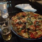 pizza du Meridien