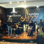 The Papandayan Sunday Jazz Night