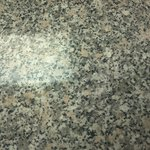 Granite bathroom counter top