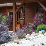 Foto de Moul Creek Lodge B & B