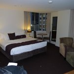 Chambre au Grand Chancellor Melbourne