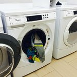 Front load laundry machines, gentler on clothes!