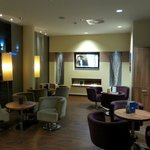 Holiday Inn Express Hamburg - St. Pauli Messe resmi