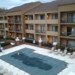 Φωτογραφία: Courtyard by Marriott Charlotte SouthPark