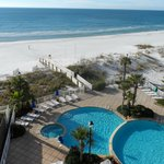 Foto Holiday Inn Express Orange Beach-On The Beach