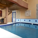 Plunge Pool and Jet Spa
