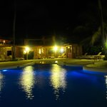Cayena Club private pool and bar