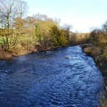 View of River Aire very close by