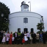 Amazing wedding at West Usk Lighthouse