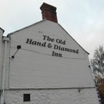 The Old Hand & Diamond照片