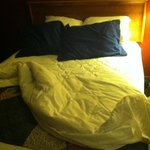 Six pillows!!!