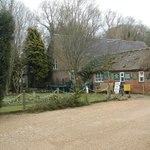 Whitemoors Antiques and Crafts Centre, Country Tea Rooms & Gardens