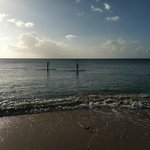One of the beaches in St Croix