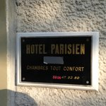 Photo de Hotel Le Parisien
