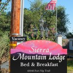 Foto de Sierra Mountain Lodge B&B