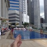 Foto di The Fullerton Hotel Singapore