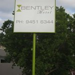 Bentley Motel resmi
