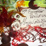 Tarta exclusiva para Hallowen
