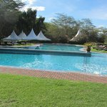 Lake Naivasha Sopa Resort Foto