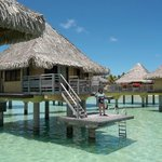 Φωτογραφία: InterContinental Bora Bora Le Moana Resort