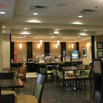 Foto van Hampton Inn Washington-Dulles Int'l Airport South
