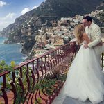 Honeymoon in Positano at Hotel Eden Roc