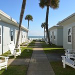 Foto de Shoreline All Suites Inn & Cabana Colony Cottages