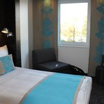 Foto di Motel One Hamburg Airport