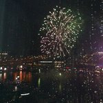 FIREWORKS DARLING HARBOUR VIEW