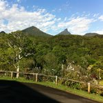 A View of Mt Warning Bed and Breakfast r