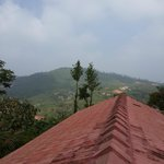 View from Roshan Home Stay