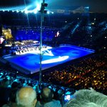 """Opera on Ice"" Arena di Verona settembre 2013"