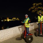 Night time tour in Granada