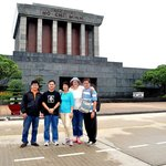 city tour with Jerome Family