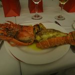 Special Birthday Dinner (Lobster)