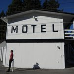 Mighty Fraser Motel attached to Fat Jack's