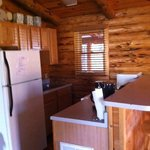 Foto de Maples Ridge Cabins