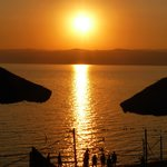 Lovely view of the Dead Sea