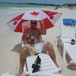 Canada Day in Cuba !! (with a Bubba of beer of course)
