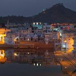 Pushkar Lake Palace Foto
