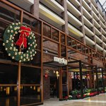 Christmas at Hilton Anatole