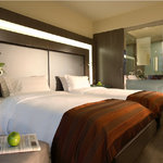 Executive Twin Beds Room