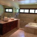 Master Bathroom Was Wonderful!